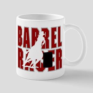 BARREL RACER [maroon] Mug